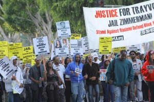 march for Trayvon