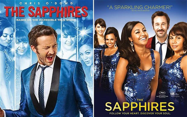 "Hollywood's Altered ""Sapphires"" Cover Sparks Outrage Stateside"