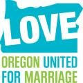 Oregon United for Marriage logo