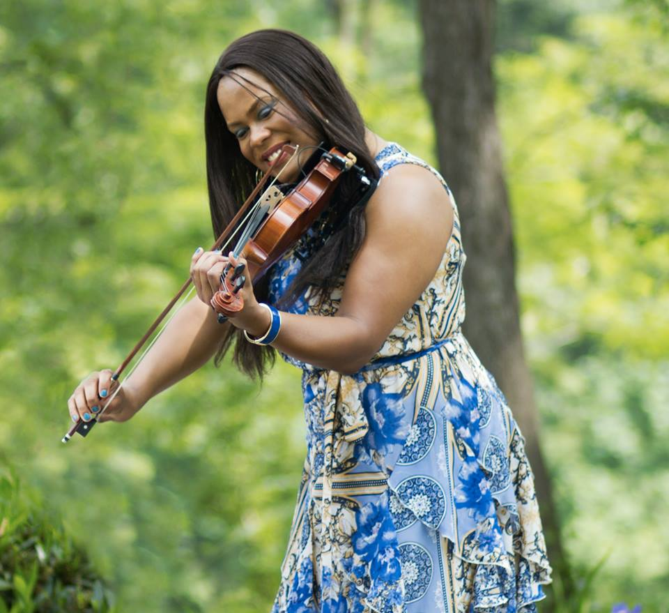 Tona Brown violin
