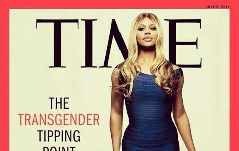Laverne Cox Covers TIME, Makes History