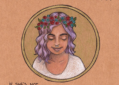 Carol Rossetti Is Bringing Body Positivity to the Forefront, One Illustration at a Time
