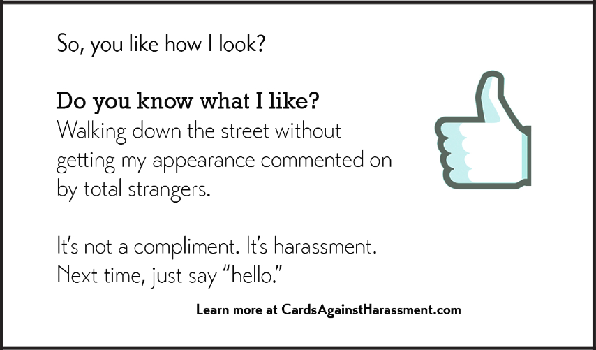Cards Against Harassment