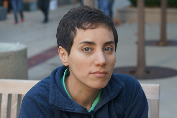 Maryam Mirzakhani Becomes the First Woman to Win the Fields Medal