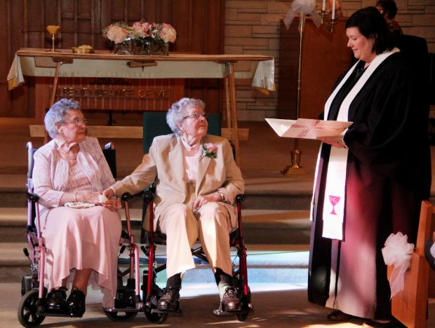 Marriage Equality Matters: Couple Weds After 72 Years of Commitment