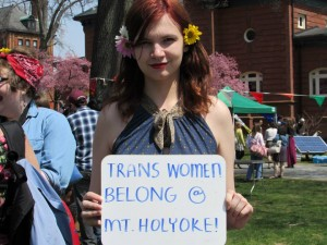 mt holyoke accepts transgender students