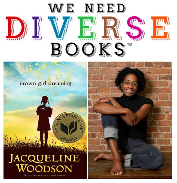 jacqueline woodson we need diverse books