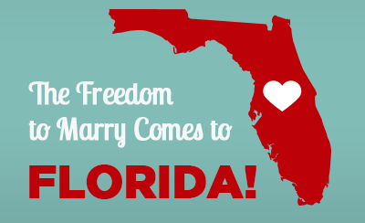 Stay on Same-Sex Marriage Lifted in Miami-Dade County
