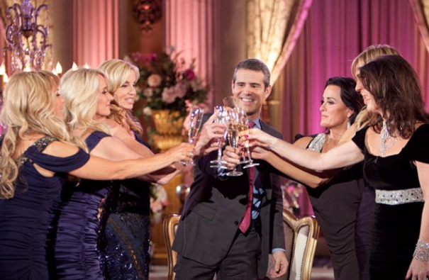 Andy Cohen Criticizes Real Housewives Stars for Treatment of Gay Men