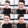 Ruby Rose gender fluid
