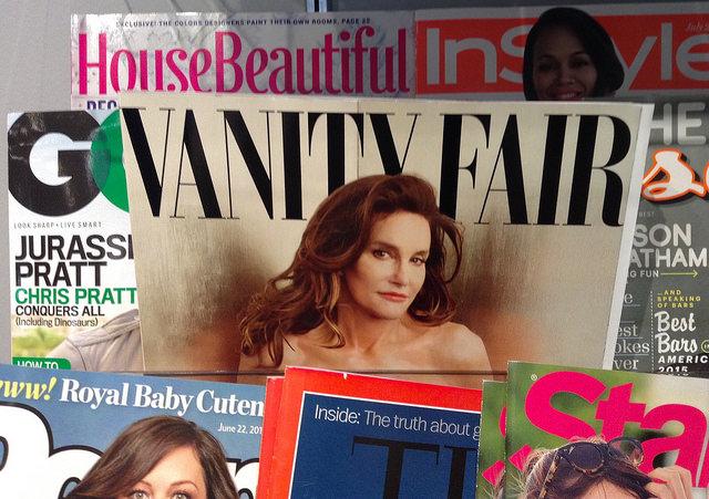 Caitlyn Jenner, Vanity Fair.cover.