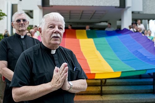 Gay Vatican Priest Fired