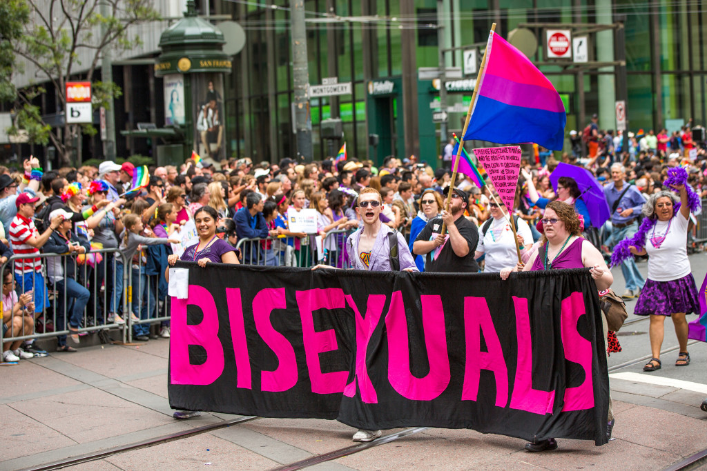 Bisexuals are becoming increasingly vocal and challenging the prejudice and ignorance that forms the limited and damaging definition created by mass media.