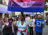 Bisexual people must be empowered to determine their own sexuality and their own experience of sexual attraction.