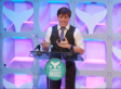 Thomas Sanders won the Vine Star of the Year award for his funny and educational videos that support the LGBTQ community.