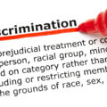 The dictionary definition of discrimination.
