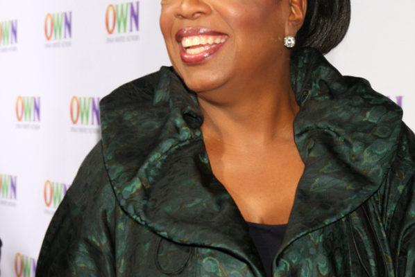 A photo of Oprah Winfrey.
