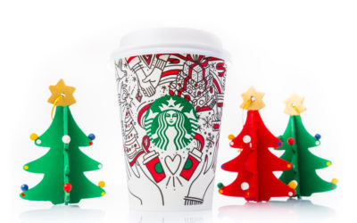 Here We Go Again With the Starbucks Cups