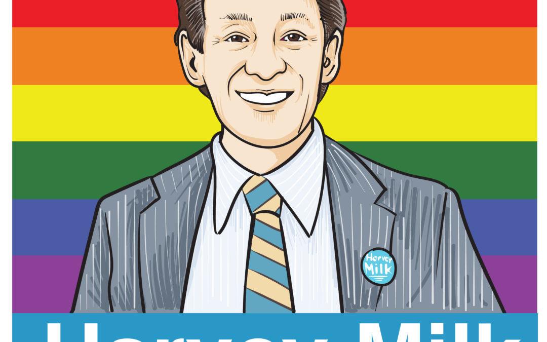 Portland Renames City Street After Harvey Milk