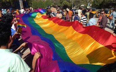 India's Supreme Court Decriminalizes Gay Sex