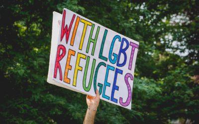 Activist Group Reunites Gay Refugee Couple