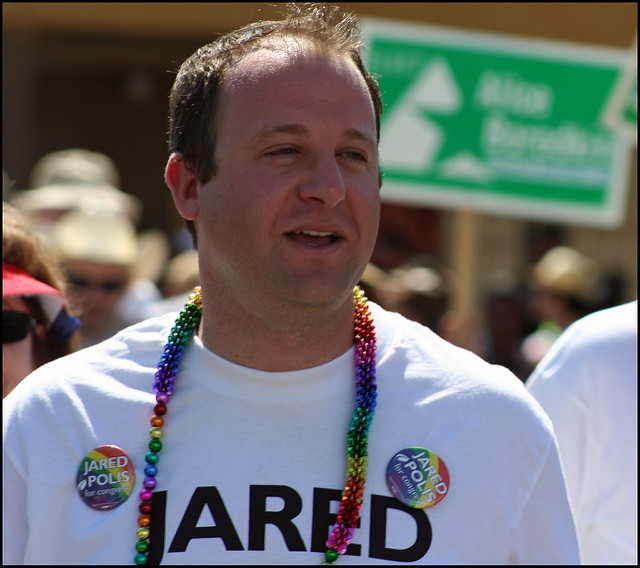 Colorado Elects Openly Gay Governor