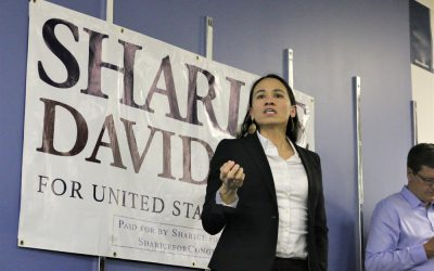 Sharice Davids Becomes First Native American Woman Elected to Congress