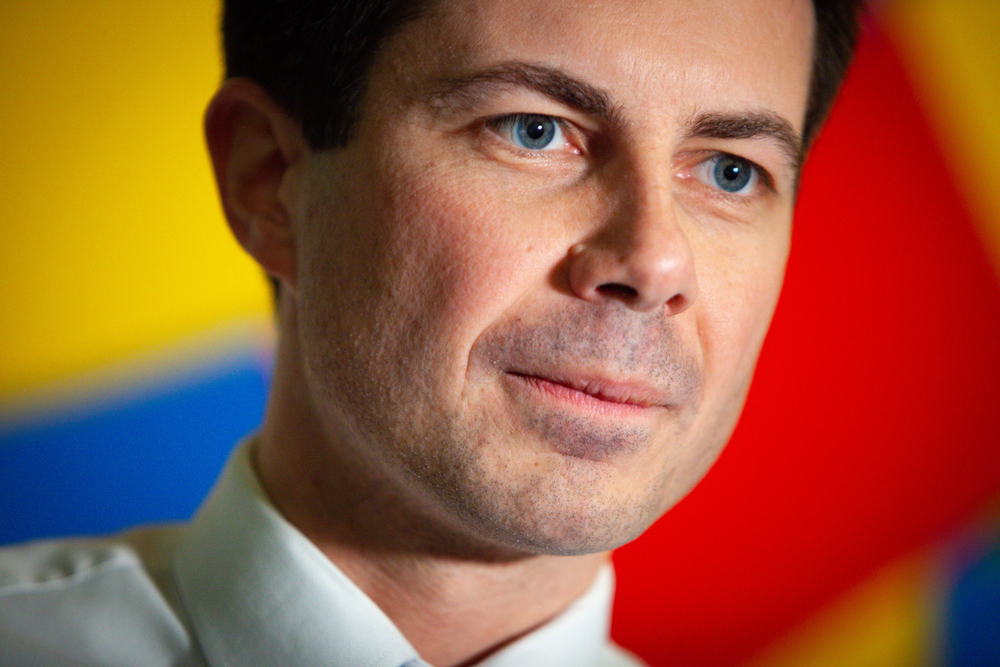 LGBT Democrats Rally Behind Pete Buttigieg