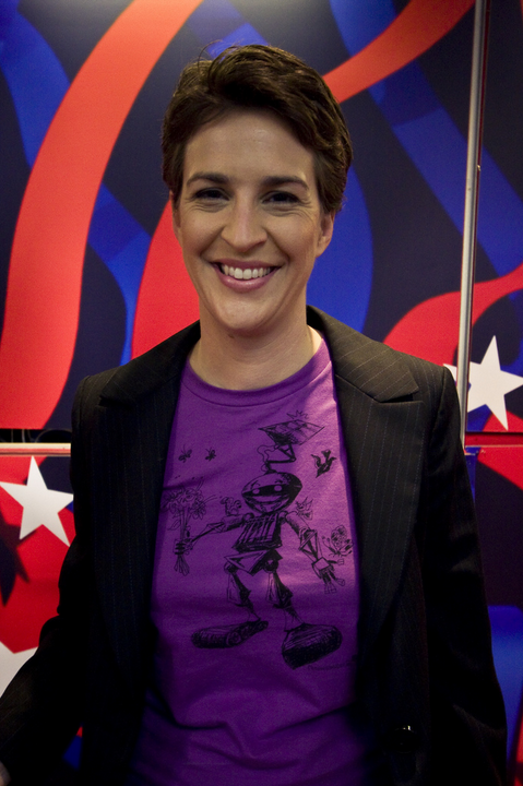 Leaders to an Equal World: Rachel Maddow