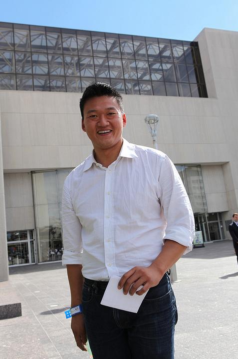 Leaders to an Equal World: Daniel Choi