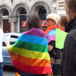 Dublin March for Marriage Supporters
