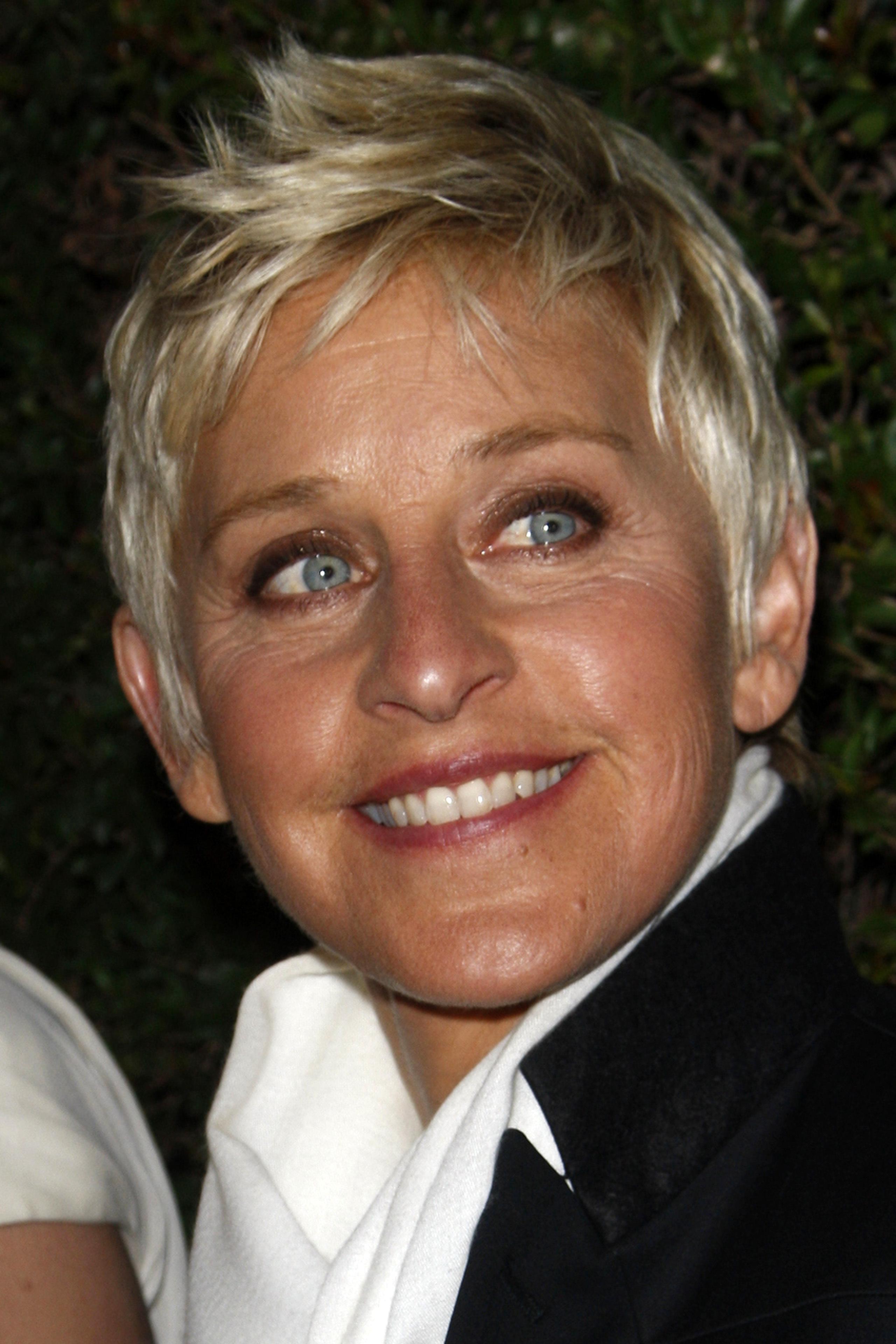 Ellen DeGeneres tearfully responds to Black Lives Matter