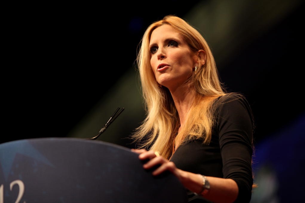 Ann Coulter's Inappropriate Tweet