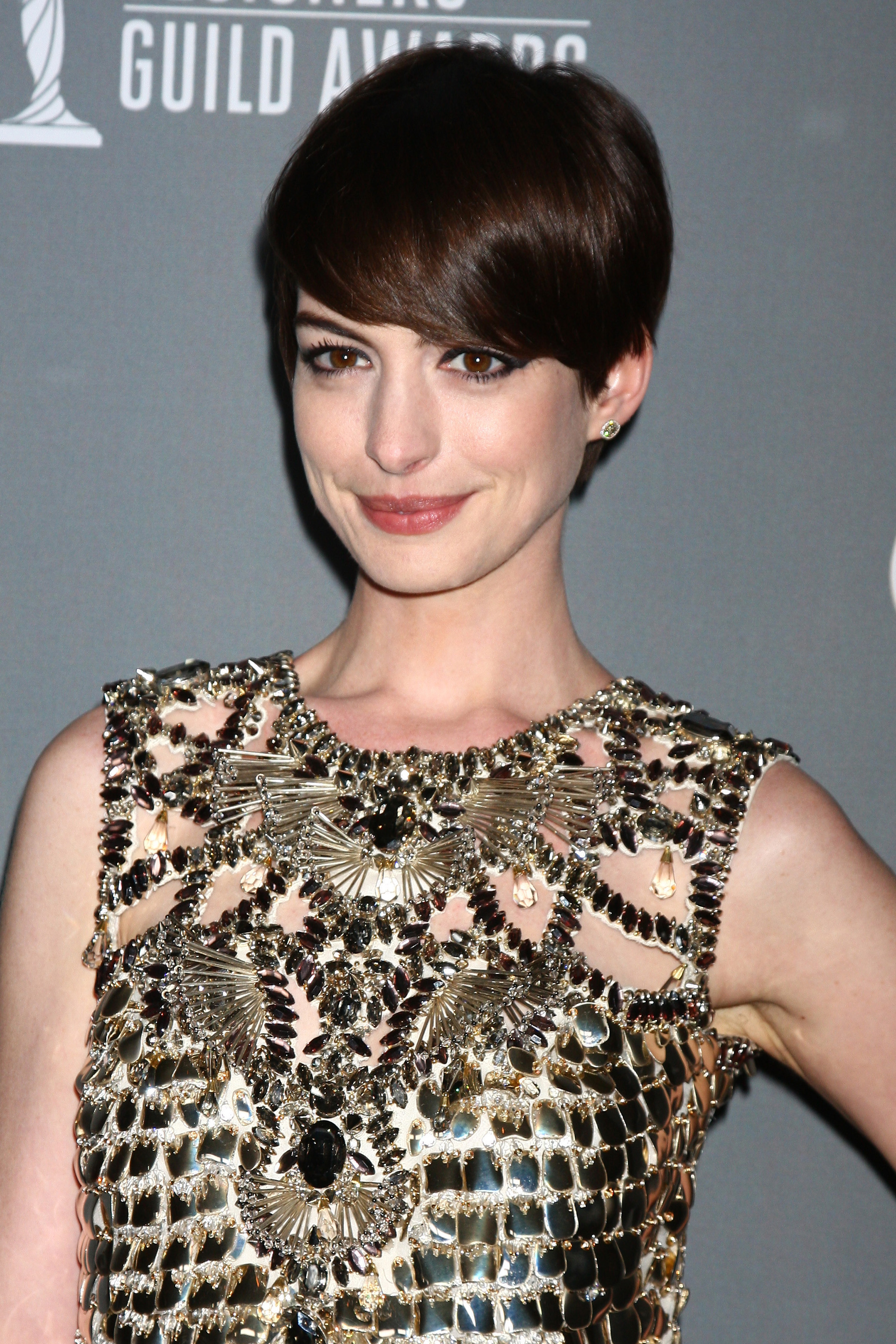 Leaders to an Equal World:  Anne Hathaway