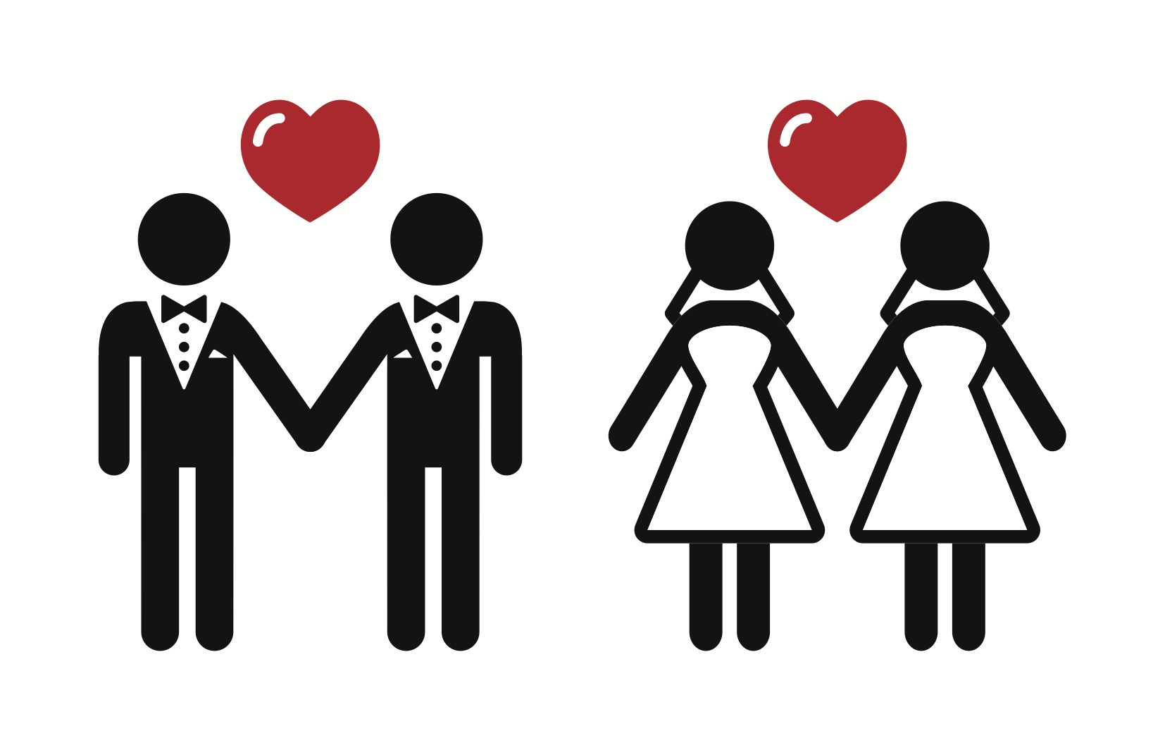 Same-Sex Marriage in December, January