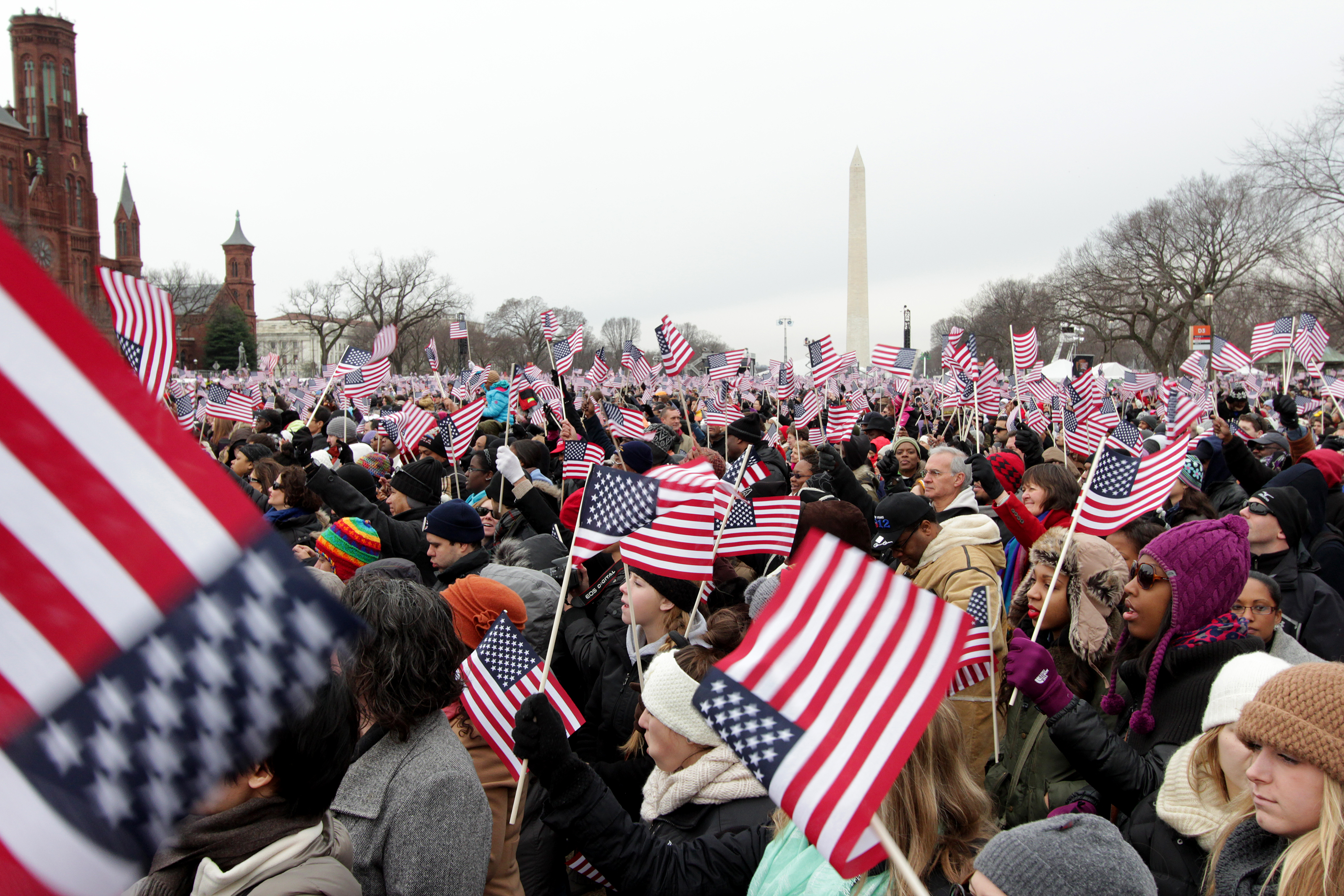 Obama's Inaugural Speech Pushes Equal Rights