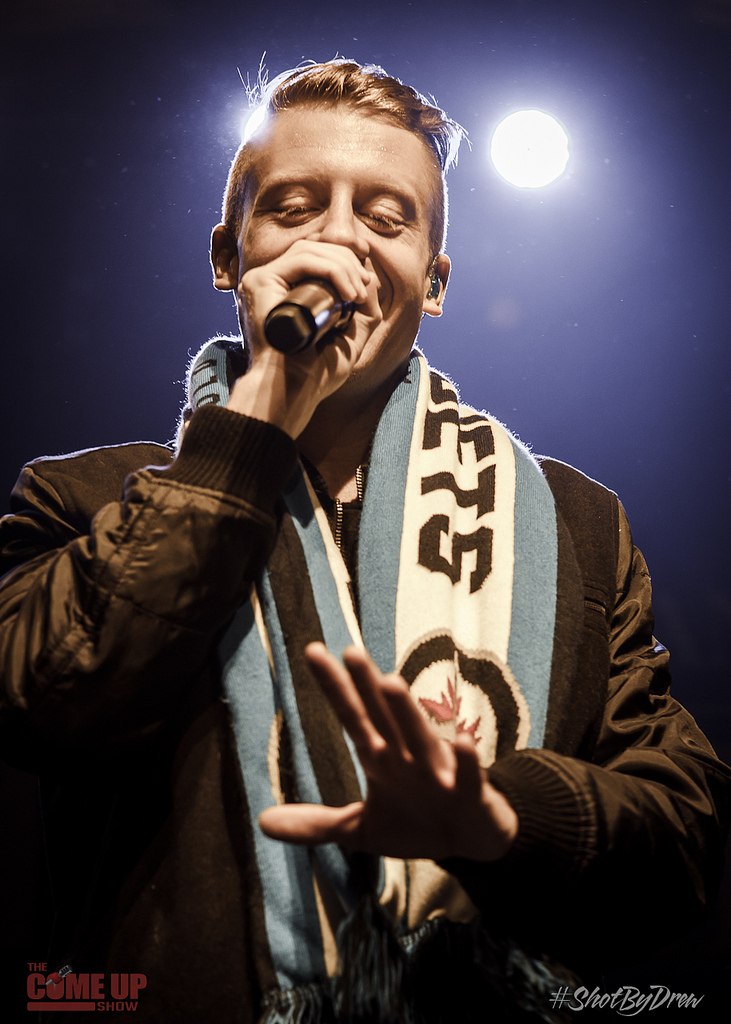 MTV Recognizes Macklemore's Talent, and Social Message