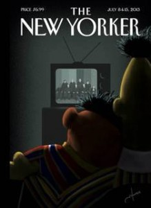 "Bert and Ernie ""Moment of Joy"""
