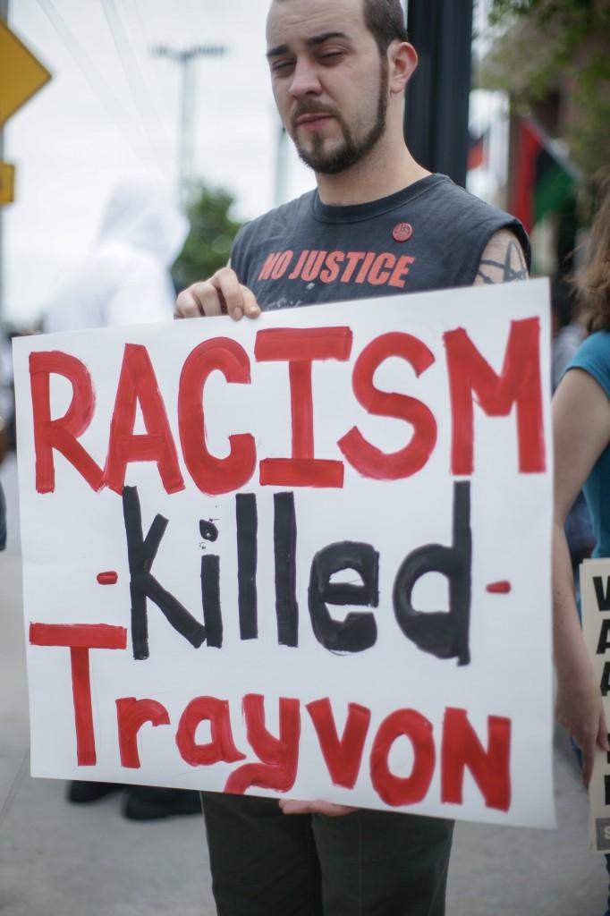 Racism killed Trayvon