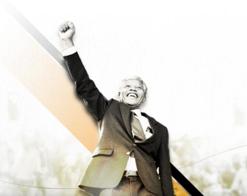 Reading a Legend: Nelson Mandela's Legacy in Words