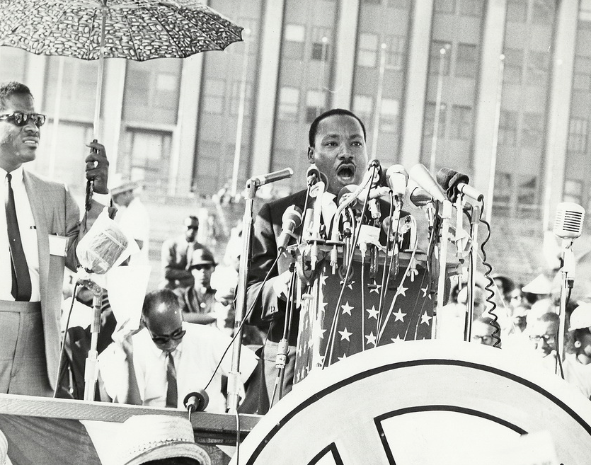 10 Inspirational Quotes to Share on Martin Luther King Day