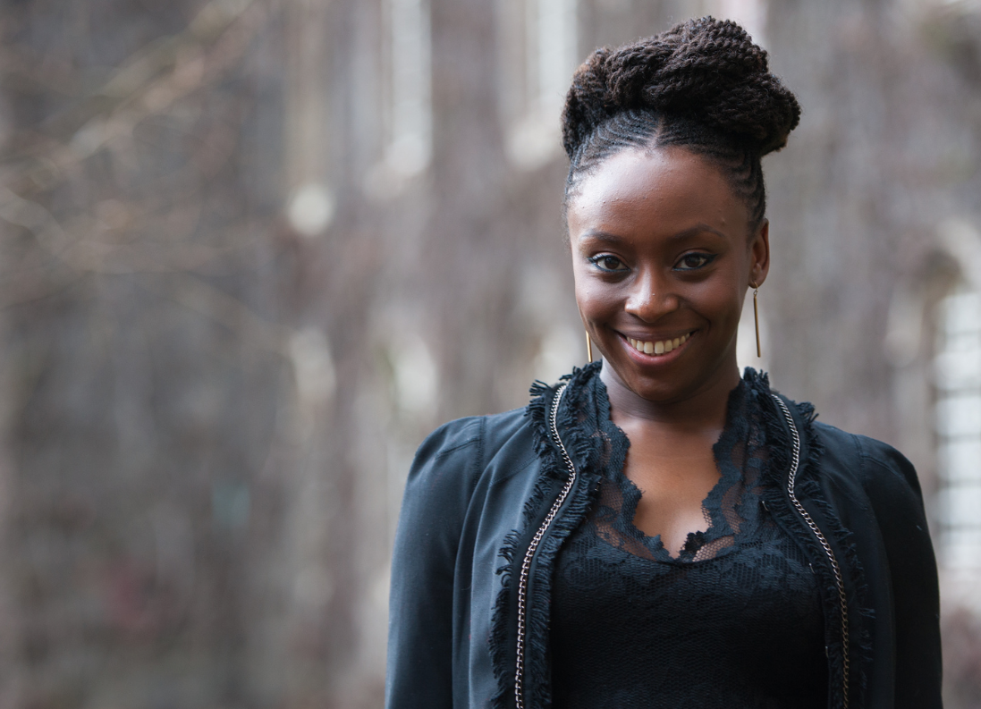 Leaders to an Equal World: Chimamanda Ngozi Adichie