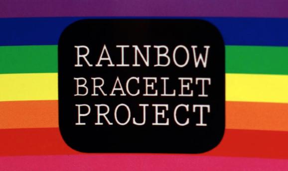 Rainbow Bracelet Project