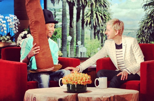Pharrell Williams Isn't 'Happy' About How Society Treats Women
