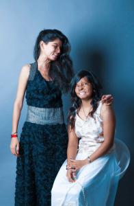 acid attacks photoshoot empowers women