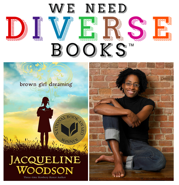 jacqueline woodson we need diverse books