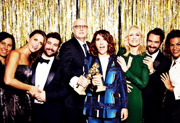 'Transparent' Creator Jill Soloway Gives Inspiring Acceptance Speech