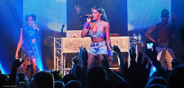 Azealia Banks Blasts LGBT Community