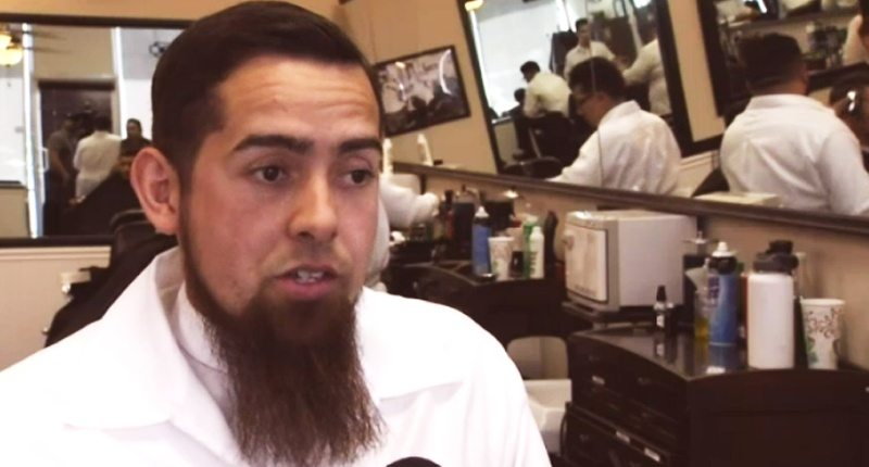 Kendall Oliver is transgender and is suing Rancho Cucamonga, CA barber Richard Hernandez for failing to provide service based on gender identity.