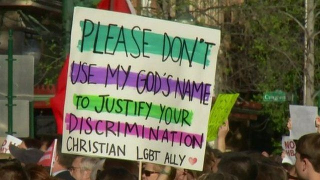 ACLU Files Suit Against Mississippi Over Religious Liberty Law